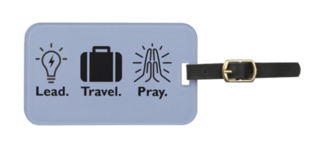 LTP luggage tag