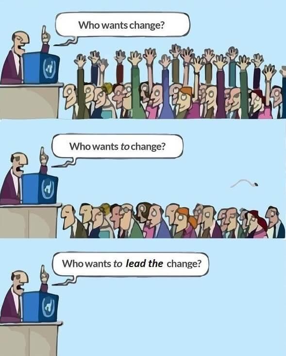 Change cartoon