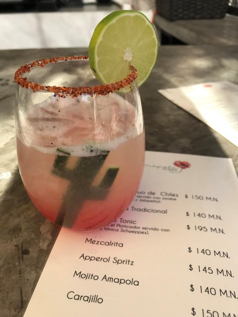 Drink in Los Cabos